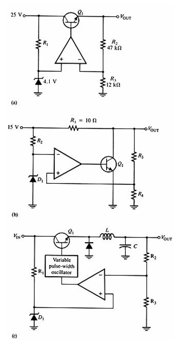 Floyd: MCQ in Voltage Regulators