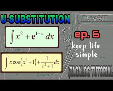 U-Substitution part 5