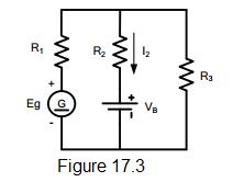 electrical circuit figure 17.3