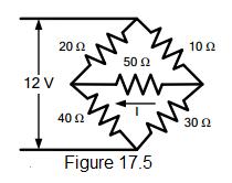 electrical circuit figure 17.5