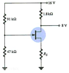 MCQ in DC Biasing – FETs - Q26