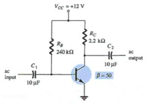 MCQ in DC Biasing - BJTs - Q10
