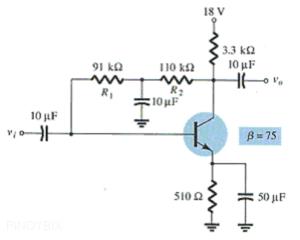 MCQ in DC Biasing - BJTs - Q15