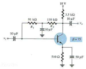 MCQ in DC Biasing - BJTs - Q16