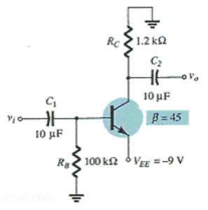 MCQ in DC Biasing - BJTs - Q18