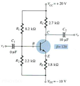 MCQ in DC Biasing - BJTs - Q21
