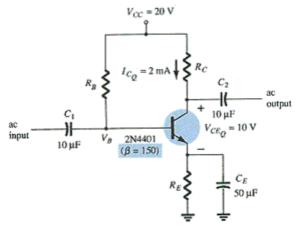MCQ in DC Biasing - BJTs - Q23